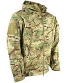 British Terrain Pattern Patriot Soft Shell Jacket