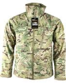 British Terrain Pattern Trooper Tactical Soft Shell Jacket
