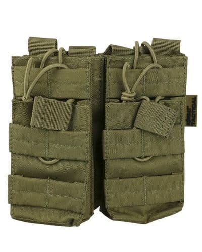 Double Duo Mag Pouch - Coyote Tan