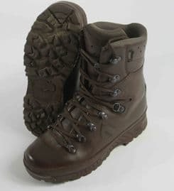Haix Cold Weather Boots  - Brown