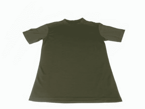 Issue Coolmax T Shirt Light Olive