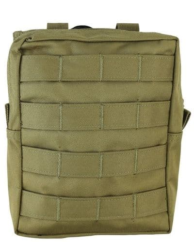 Large Molle Utility Pouch - Coyote Tan