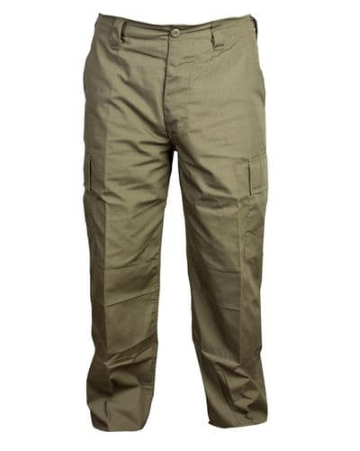 M65 BDU Trousers - Olive Green