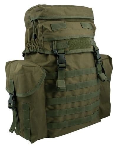 NI Molle Patrol Pack - Olive Green