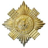 Official Scots Guards Issue Cap Badge