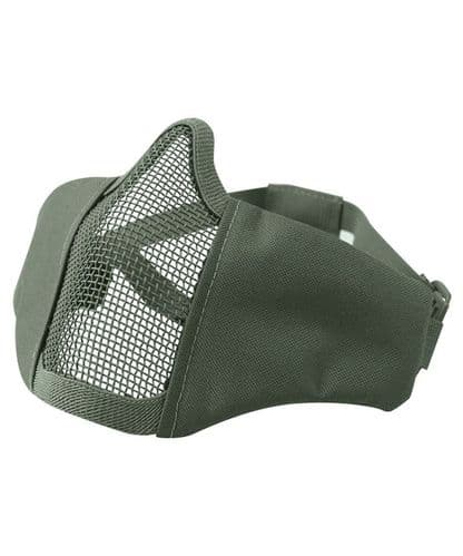 Recon Face Mask - Olive Green