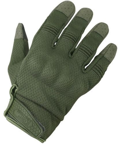 Recon Tactical Gloves Olive Green