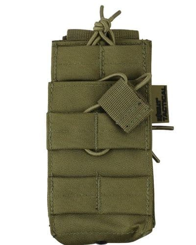 Single Duo Mag Pouch - Coyote Tan