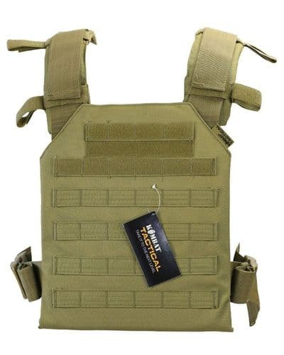 Spartan Plate Carrier Coyote