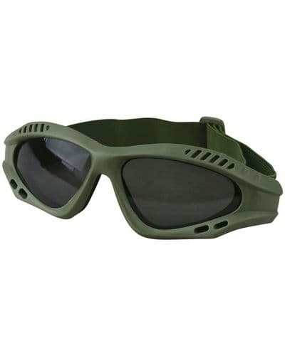 Special Ops Glasses - Olive Green