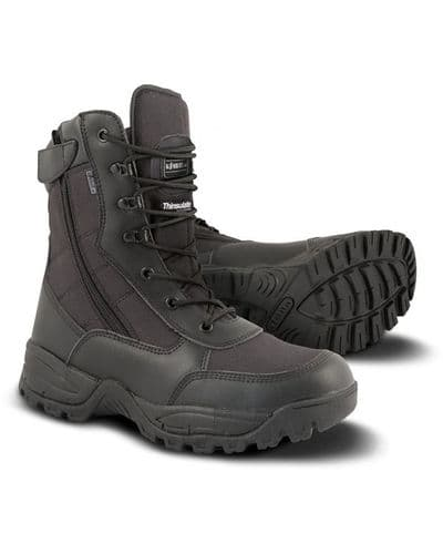 Special Ops Recon Boots Black