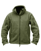 Tactical Recon Hoodie - Olive Green