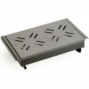2 Burner Table Food Warmer