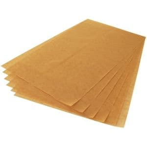 Baking Paper Sheets Patisserie Size