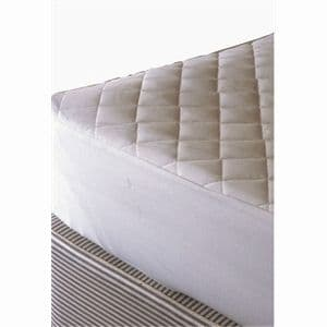 Bed Linen King Size Quilted Mattress Protector