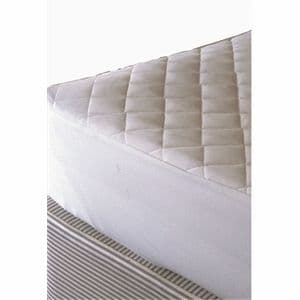 Bed Linen Single Quilted Mattress Protector
