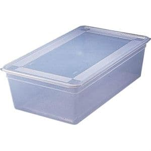 Bourgeat Airtight Gastronorm Container & Lid 1/1 100ml Deep (13 litre)