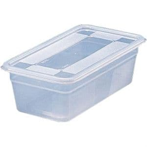 Bourgeat Airtight Gastronorm Container & Lid 1/3 100ml Deep (3.5 litre)