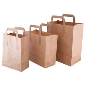 Brown Paper Bags Small