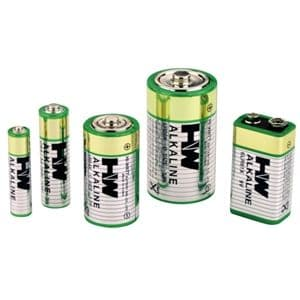 C Batteries (2 Pack)