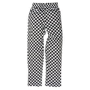 Chefs Trousers Large Black Check.