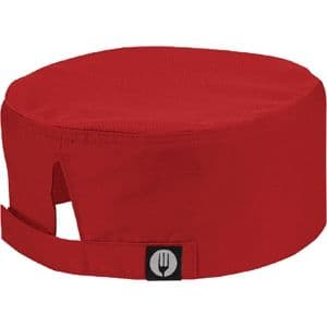 Cool Vent Beanie Red (one size)