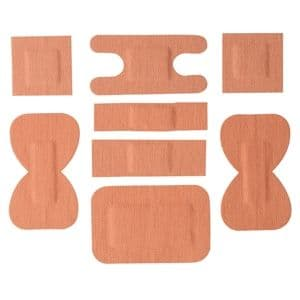 Fabric Assorted Plasters