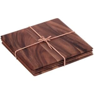 Placemats Dark Wood