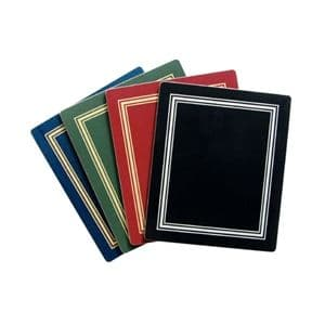 Placemats Melamine Green