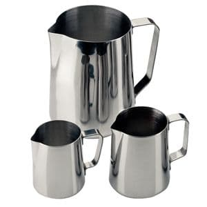 Stainless Steel Milk Jug 890ml
