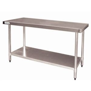 Stainless Steel Table 1200x 600mm