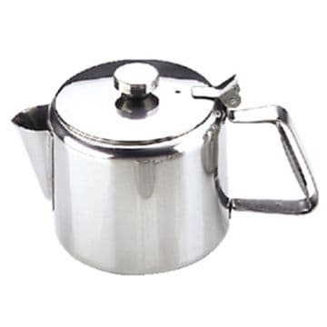 Stainless Steel Teapot 450ml