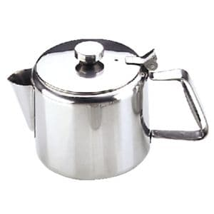 Stainless Steel Teapot 900ml