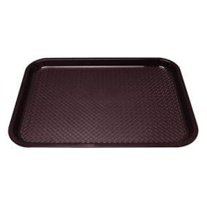Trays: Fast Food Tray Brown