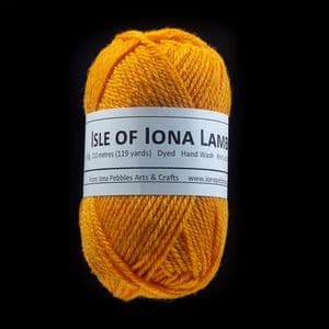 Isle of Iona Lambs' Wool - Sunrise