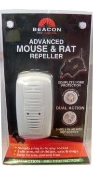 Beacon FM89 Mouse & Rat Repeller. Pest-Expert.com