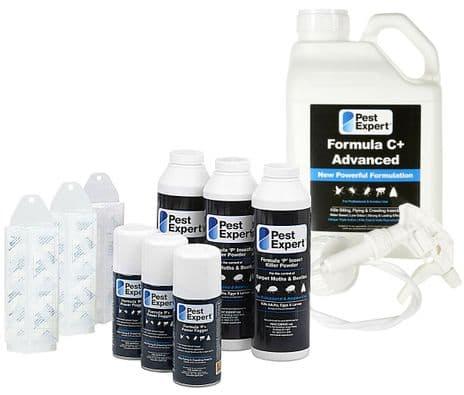 Advanced Carpet Moth Treatment Kit. Pest-Expert.com