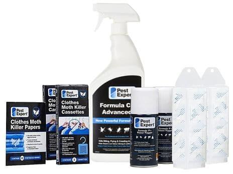Rentokil Clothes Moth Control Product. Pest-Expert.com