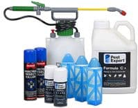 Food Moth Control Kit for Commercial Kitchen