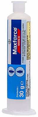 Maxforce® White IC Cockroach Killer Gel 30g. Pest-Expert.com