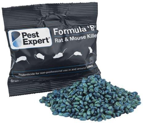 Pest Expert Formula B Mouse Killer Poison 1kg. Pest-Expert.com