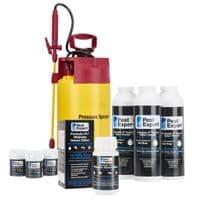 Pest Expert Ultimate Bed Bug Killer Spray (10L), 3 x Powders, 3 x Smoke Bombs (11g) & Sprayer