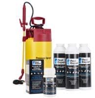 Pest Expert Ultimate Cockroach Killer Spray (10L), 3 x Powders & Sprayer – Professional Strength
