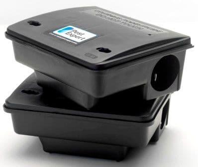 Rat Bait Boxes (Twinpack). Pest-Expert.com