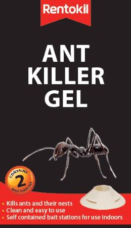 Rentokil Ant Nest Killer Gels (Twinpack)
