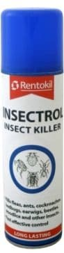 Rentokil Insectrol Bed Bug Spray. Pest-Expert.com