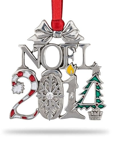 2014 Limited Edition Christmas Ornament