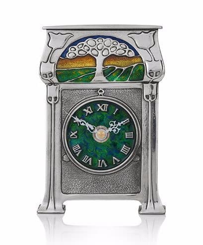 Archibald Knox 36 Sunset Clock