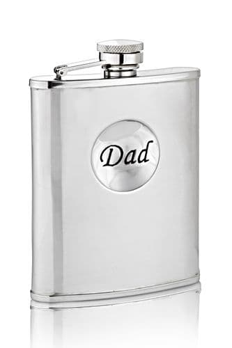 Dad Hip Flask