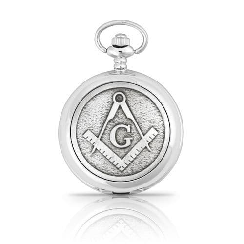 Masonic G Pocket Watch